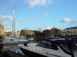 St. Katharine's Dock
