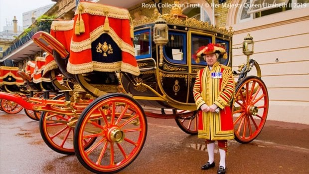 The Royal Mews