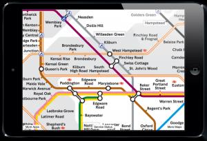 London Tube Map App