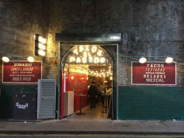Leaky Cauldron in Borough Market